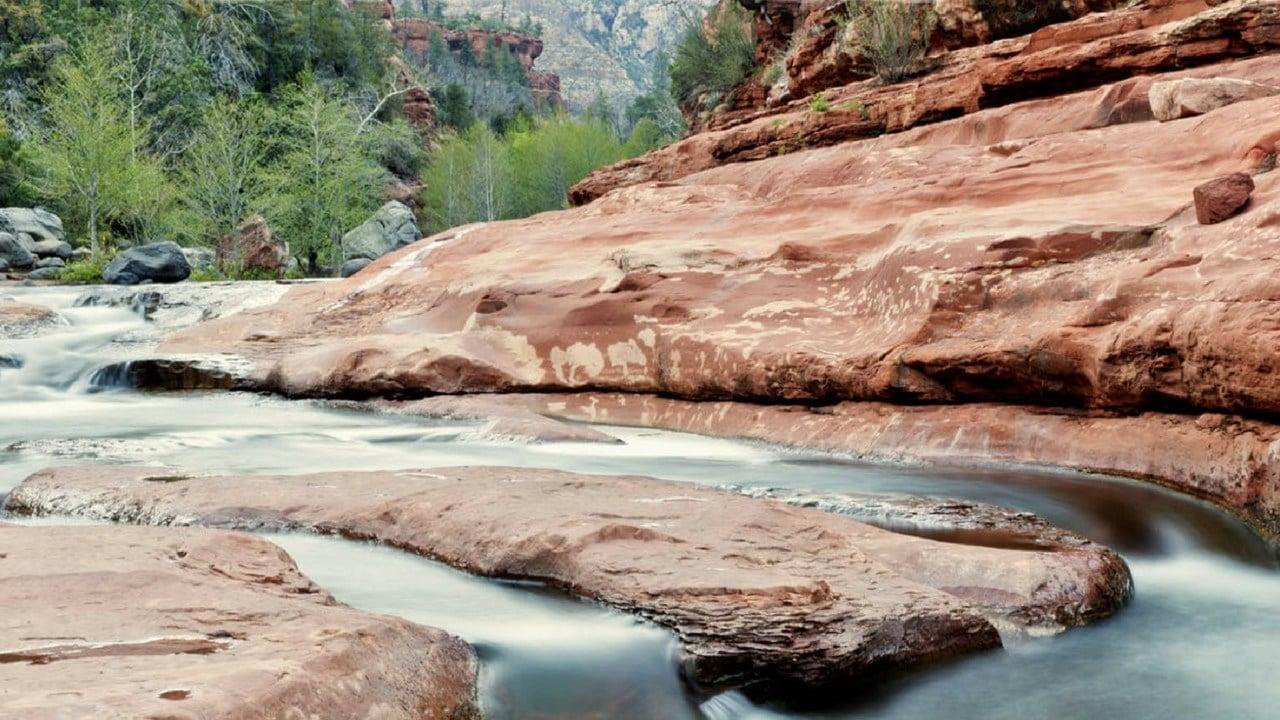 (Source: Slide Rock State Park)