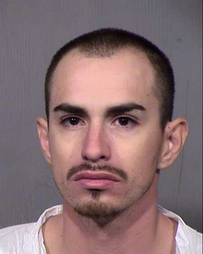 Christopher Garcia, 28, (Source: Maricopa County Sheriff's Office)