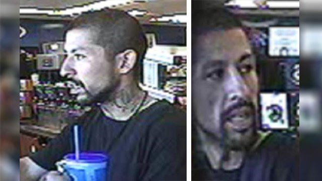 Police are searching for a man that robbed a Circle K recently. (Source: 3TV/CBS 5 News)