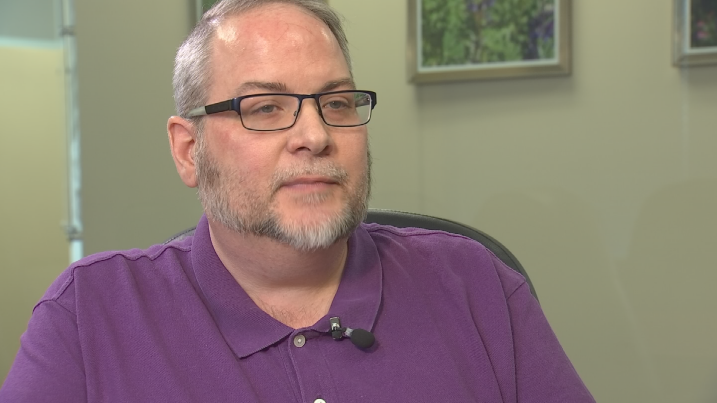 Jason Vail Cruz is the sexual assault services coordinator for the Arizona Coalition to End Sexual andDomestic Violence. He says the sheer volume of people sharing their stories publicly is encouraging. But it's just a starting point. (Source: 3TV/CBS 5)