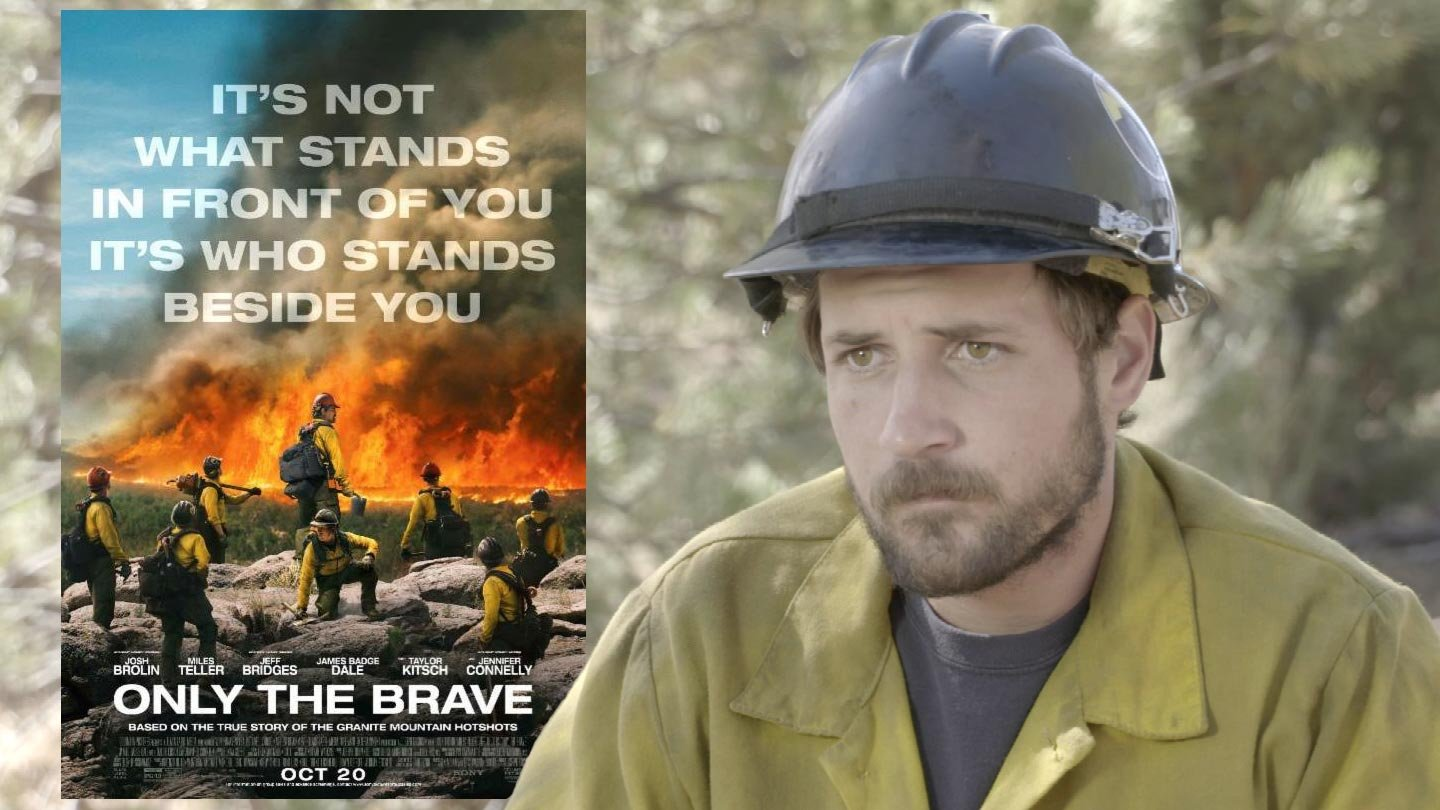 Brandon Bunch might have been with the Granite Mountain Hotshots that fateful June day more than four years ago, but just two weeks earlier, he left the hotshots to tend to his pregnant wife and their family. (Source: 3TV/CBS 5 and Black Label Media)