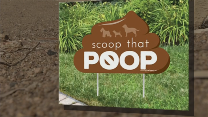 It's a smelly problem that's not going away. A growing number of inconsiderate pet owners are letting their dogs do their business in other people's yards, then not cleaning it up. (Source: 3TV/CBS 5)
