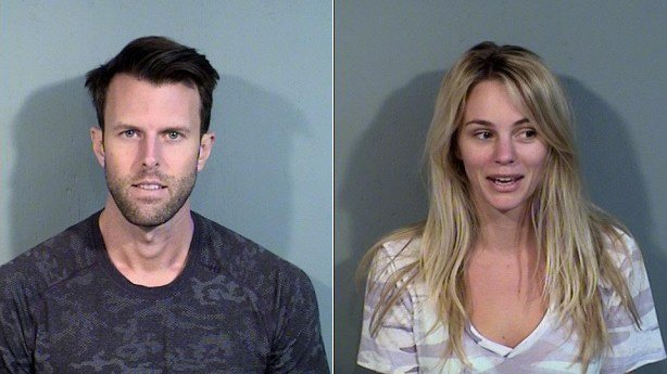Alexander Podgurski and Savanna Farmer (Source: Paradise Valley Police Department)