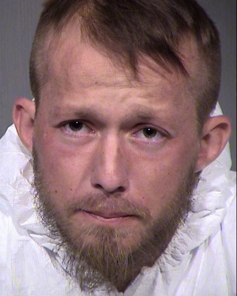 Christopher Eric McMorris (Source: Maricopa County Sheriff's Office)