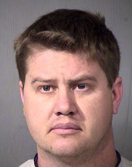 Joshua Schroder (Source: Goodyear Police Department)