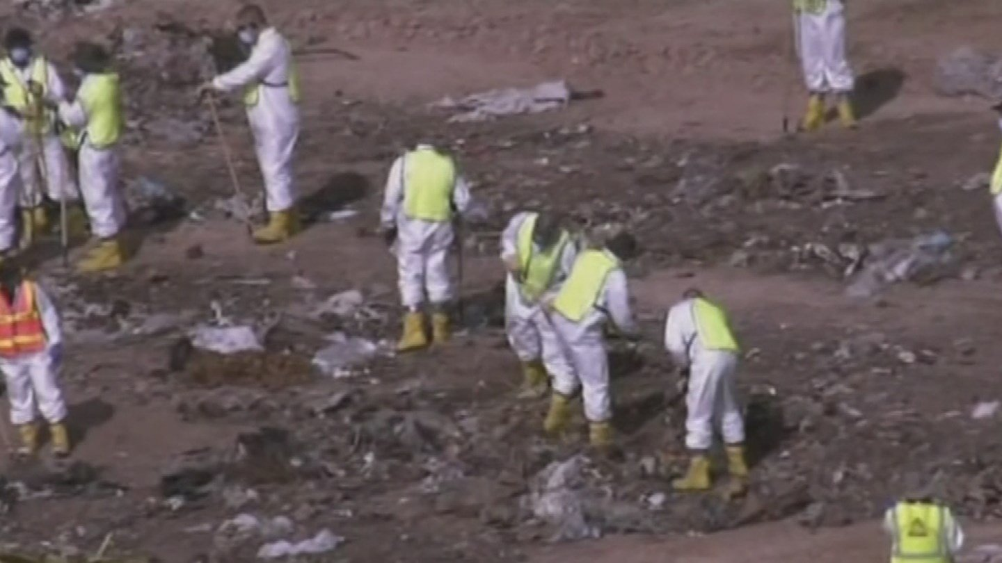 The last high-profile case that spawned a landfill search was that of Jhessye Shockley. The little girl vanished in October 2011. Glendale police spent 96 days in early 2012 searching the Butterfield Station. (Source: 3TV/CBS 5 file photo)