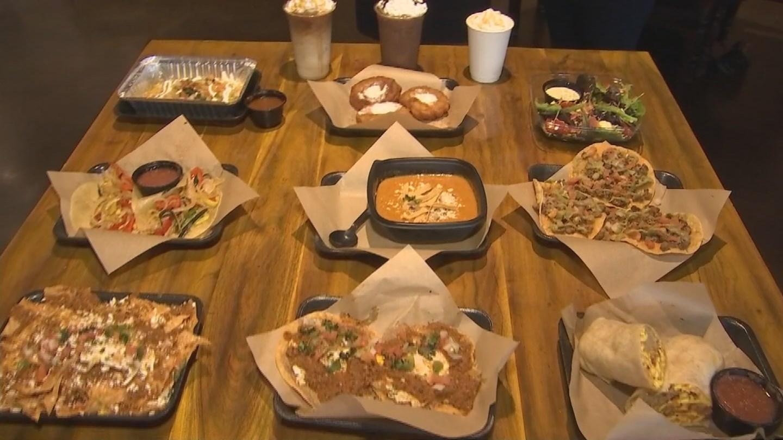 The café serves Southwestern food. (Source: 3TV/CBS 5)