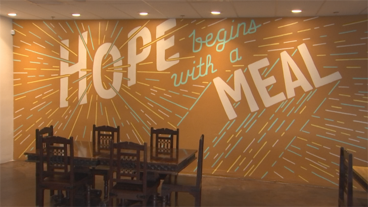 Sponsored by the Phoenix Rescue Mission, Mission Possible Café helps struggling community members gain crucial job experience while they get back on their feet. (Source: 3TV/CBS 5)