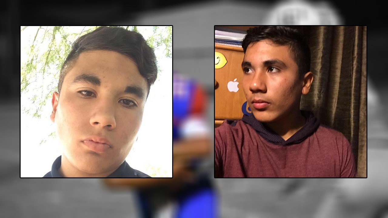 Coaches and classmates describe Carlos Sanchez as a good kid with a big heart, who loved to play football. (Source: 3TV/CBS 5)