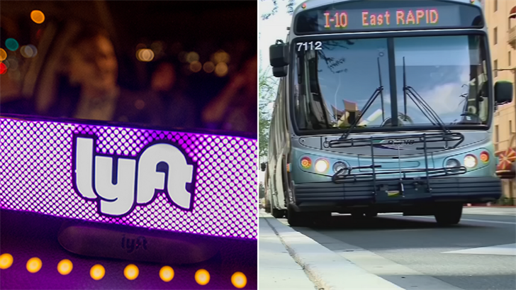 The City of Phoenix and Lyft have teamed up to help people get where they need to go. (Source: 3TV/CBS 5)