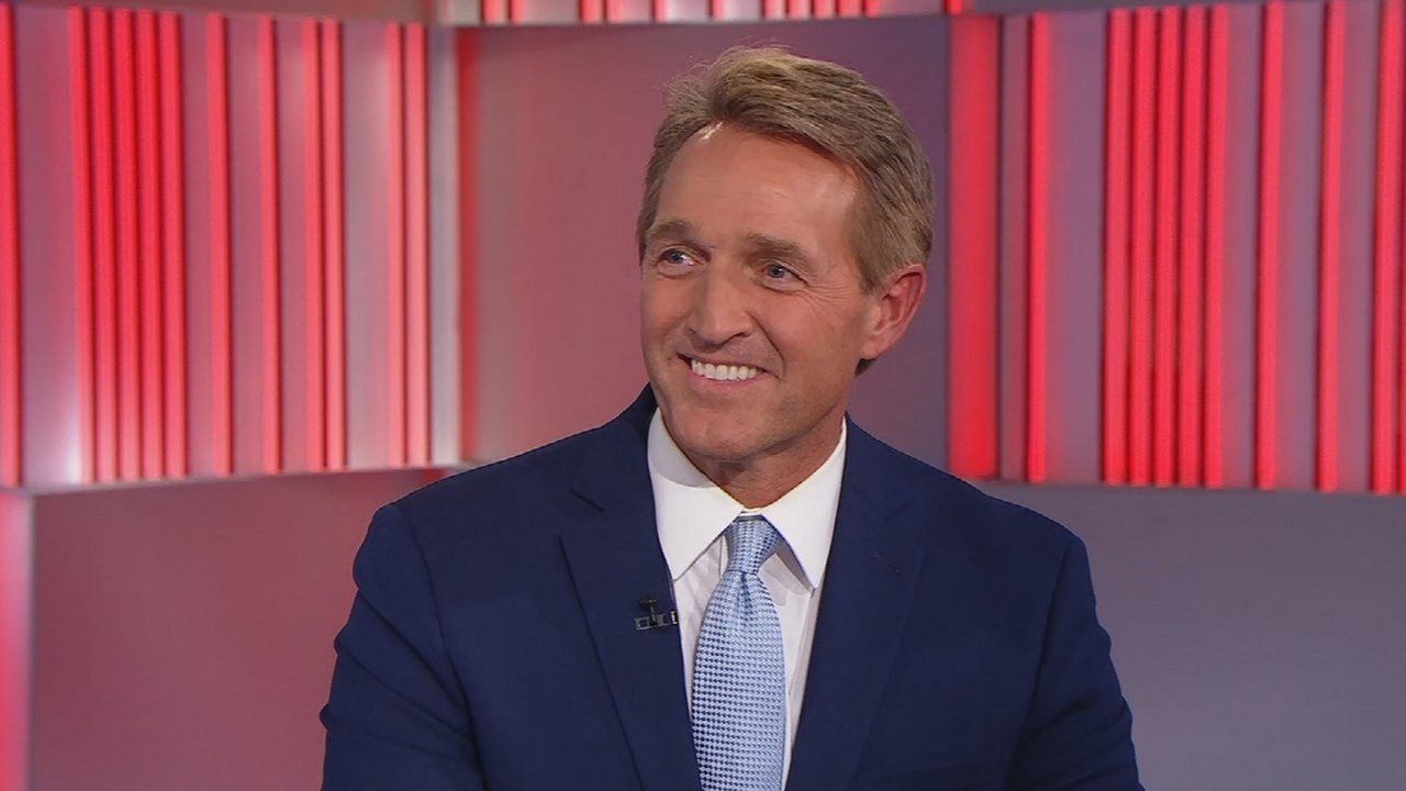 Sen. Jeff Flake (Source 3TV/CBS 5 file photo)