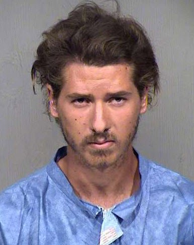 MCSO deputies arrested Daniel Stroh, 21, and a 15-year-old girl in Monday's fatal shooting in Tonopah. (Source: Maricopa County Sheriff's Office)