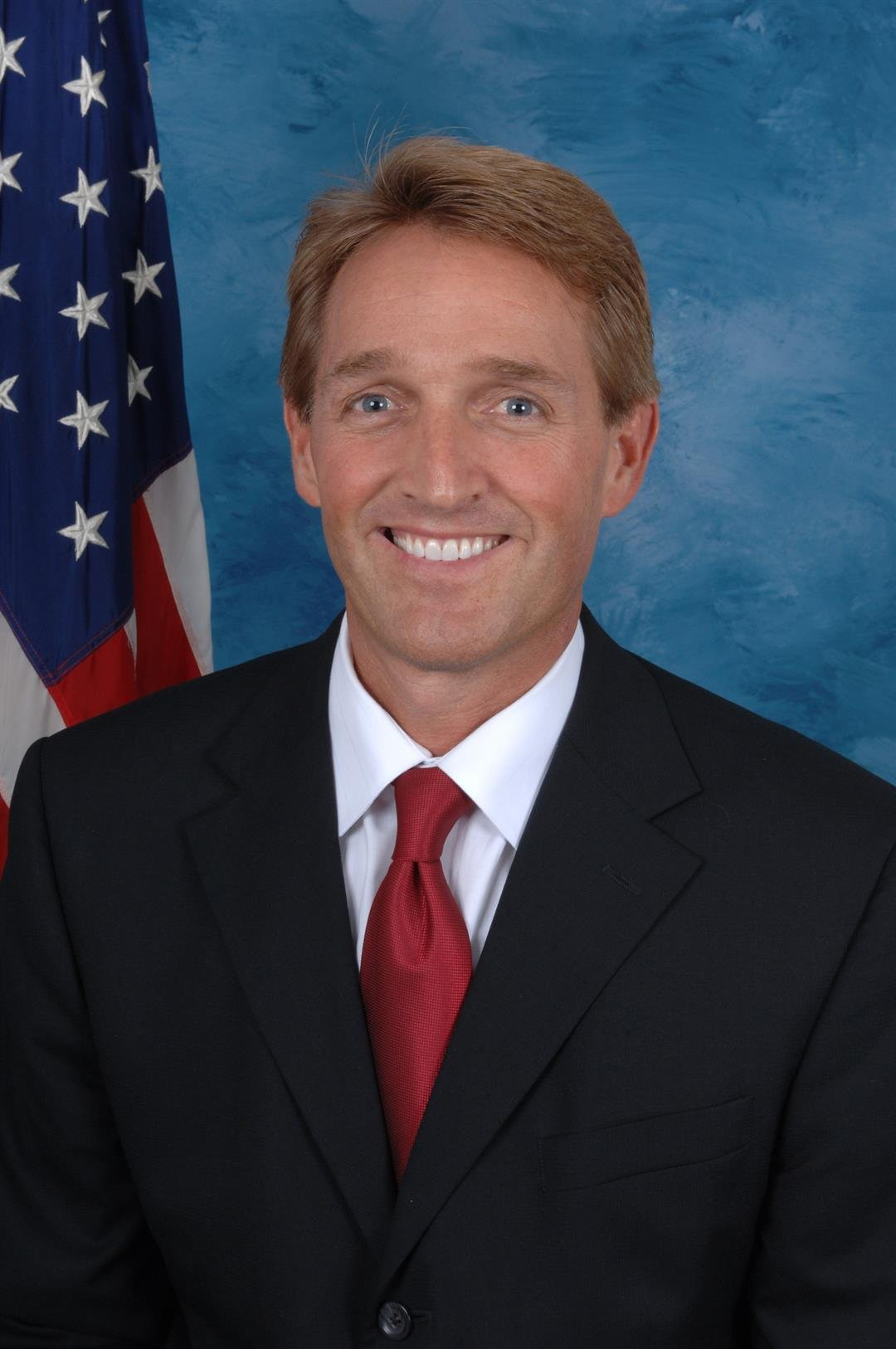 Republican Sen. Jeff Flake of Arizona will not run for re-election. (File Photo)