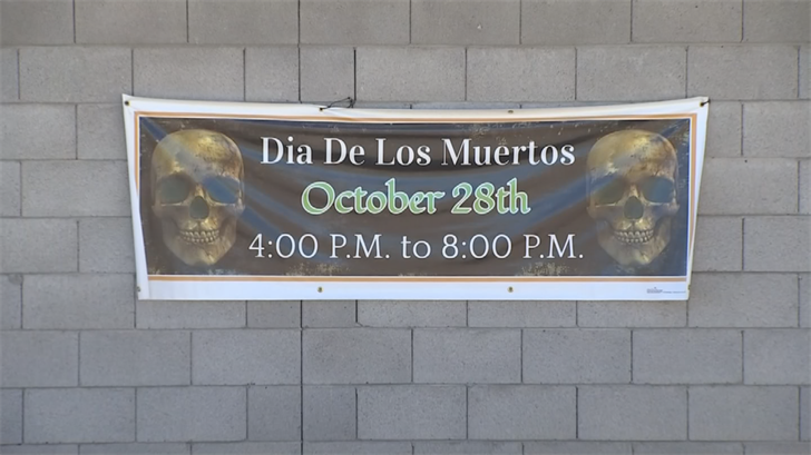 For the past nine years, the City of Avondale and the non-profit dance organization Ballet Folklorico Esperanza have teamed up to host a Dia de los Muertos event. (Source: 3TV/CBS 5)