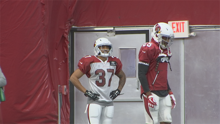 He will be reunited with his former Sun Devil teammate, and roommate, Cardinals running back D.J. Foster. (Source: 3TV/CBS 5)