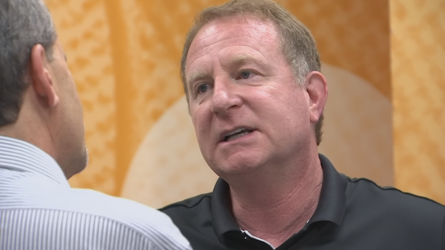 Robert Sarver bought the team in 2004. (Source: 3TV/CBS 5)