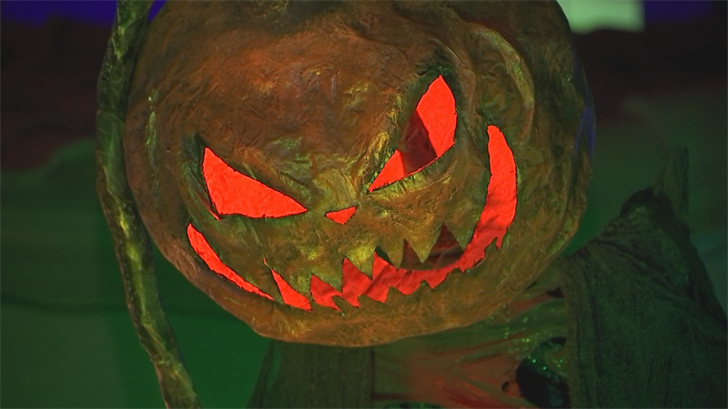 There's no gore, no animated props. (Source: 3TV/CBS 5)