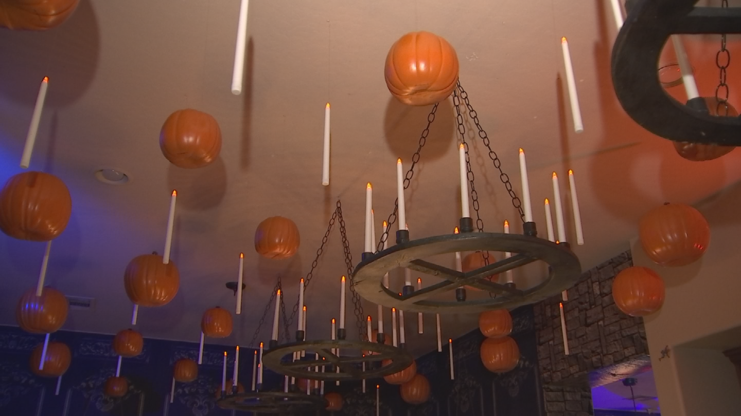 """""""Hanus Manor"""" will be open on Halloween for another fundraiser. (Source: 3TV/CBS 5)"""