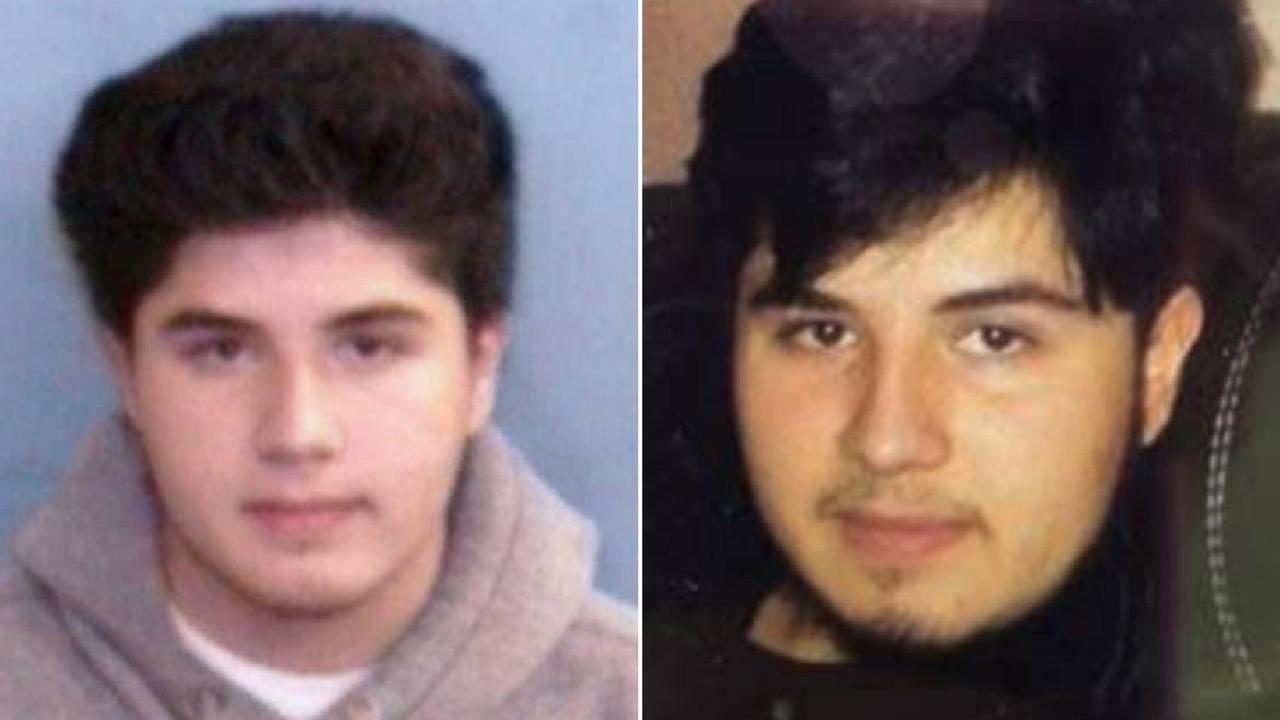 "2016 pictures of Alejandro ""Alex"" Castillo. (Source: FBI)"