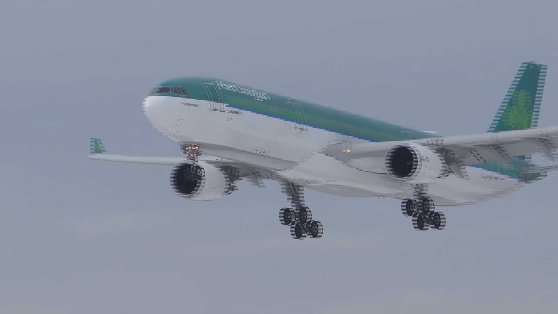 Aer Lingus had scheduled a connecting flight for Edens' daughters with United Airlines, which has a strict policy against minors flying unaccompanied. (Source: 3TV)