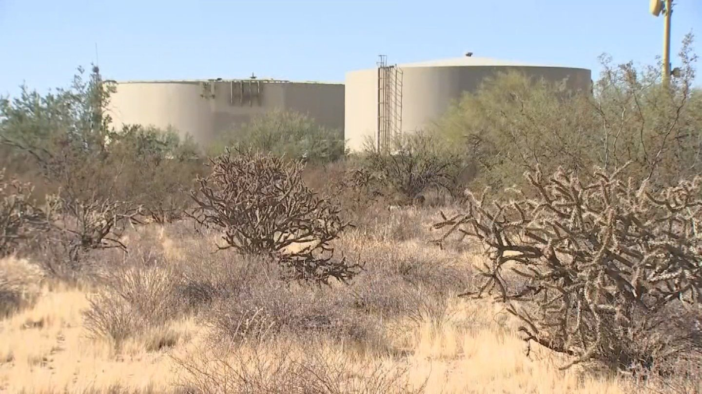 The proposed water station would serve residents in New River and Desert Hills.(Source: 3TV/CBS 5)
