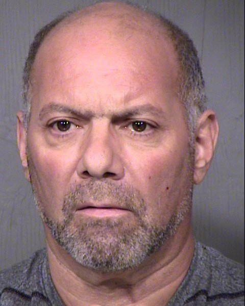 Mug shot of 58-year-old Duane Principale. (Source: MCSO)