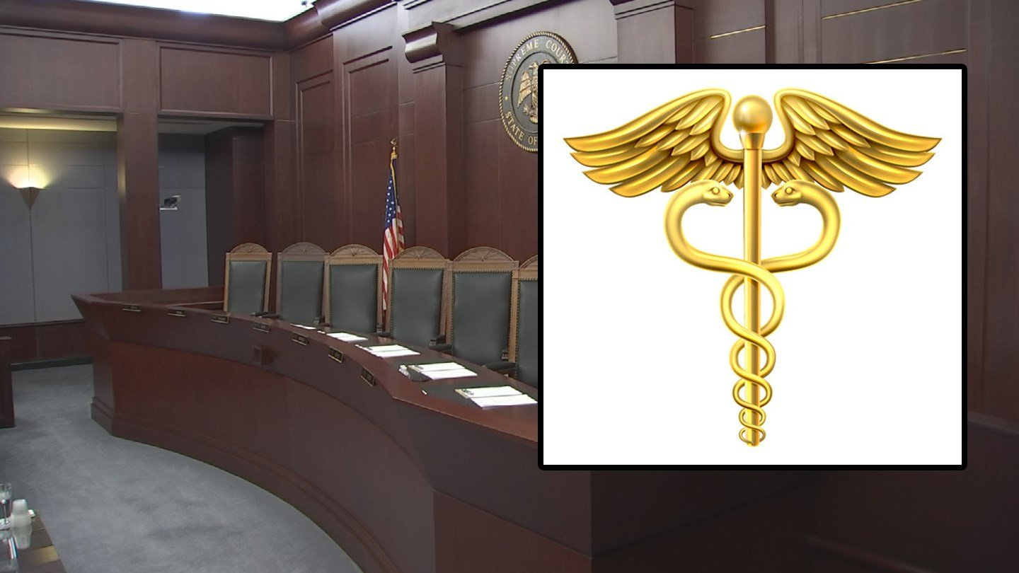 The high court heard a challenge Thursday to the assessment that helps pay for a Medicaid expansion plan that now covers 400,000 additional Arizona residents. (Source: 3TV/CBS 5)