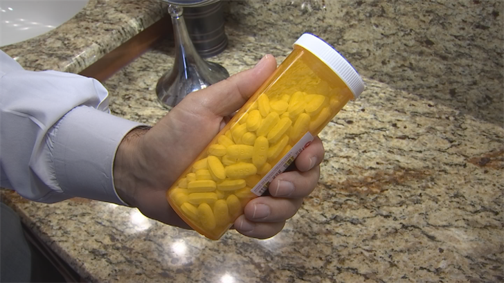 The President's declaration does shift some federal money to help addicts, but does not release any new money to address the drug epidemic, which has been fueled by highly-addictive pain killers flooding the market. (Source: 3TV/CBS 5)