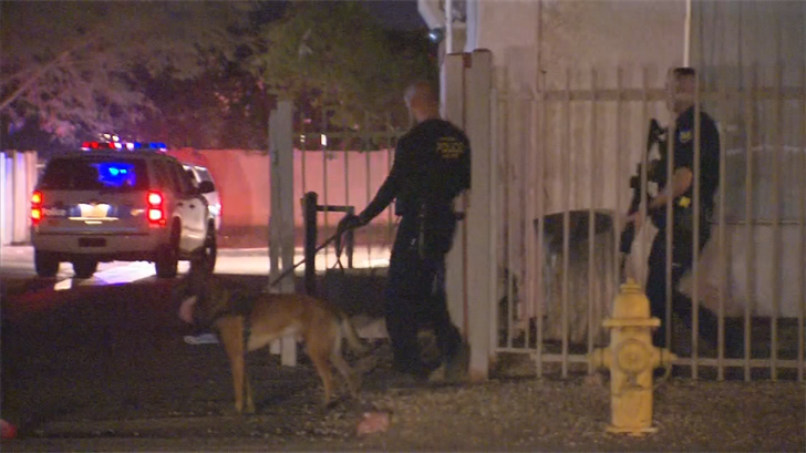 A man is on the run after stabbing his ex-girlfriend and her mother, leaving them in critical condition Thursday night, according to Phoenix police. (Source: 3TV/CBS 5)