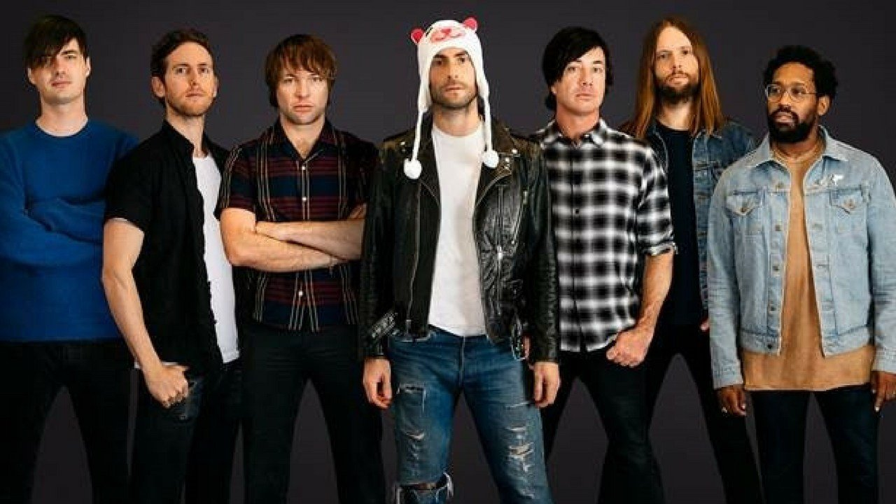 Maroon 5.(Source: LiveNation)