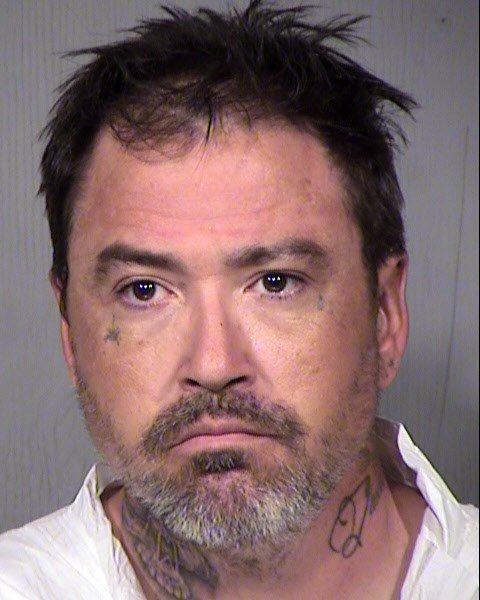 Shaun Williams, 37 arrested in connection to a Phoenix homicide (Source: Maricopa County Sheriff's Office)