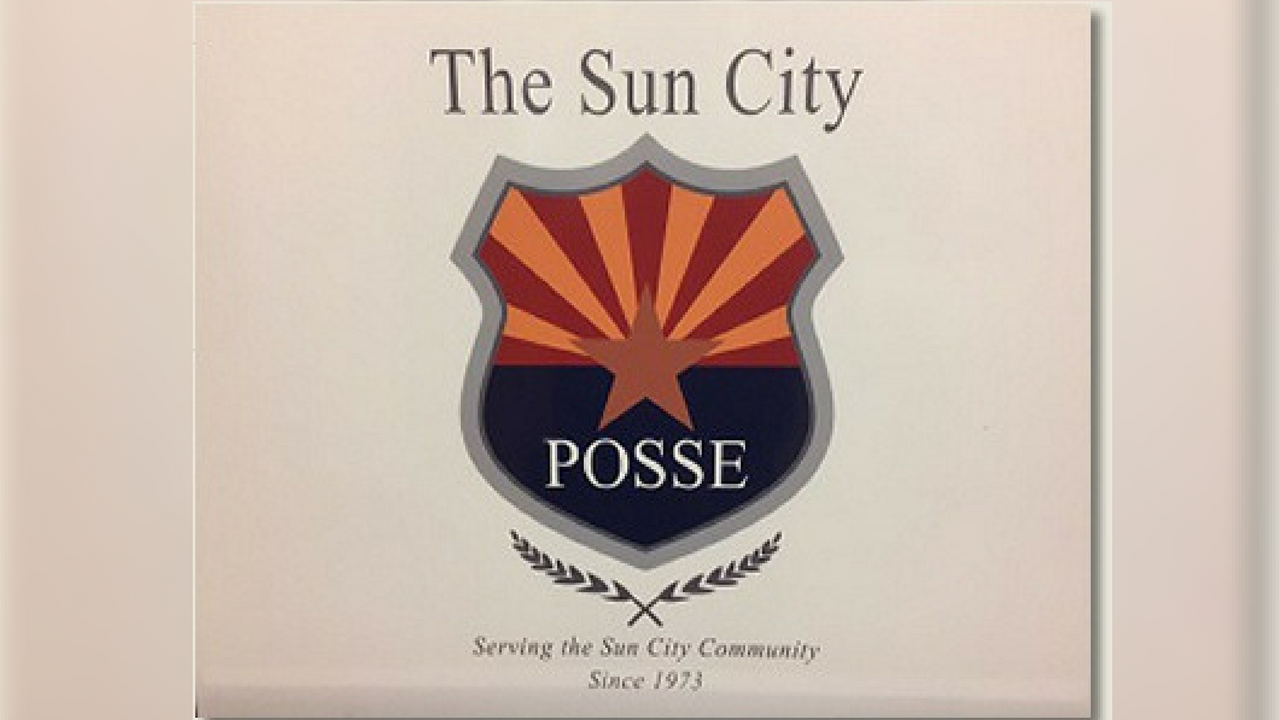 The Sun City Posse will end its affiliation with MCSO on Oct. 31. (Source: suncityposse.org)