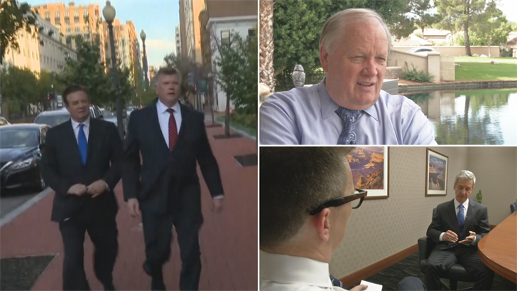 A couple of former U.S. Attorneys weigh in on Manafort and Gates indictments. (Source: 3TV/CBS 5)