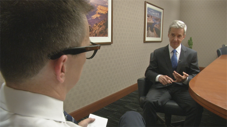Charlton said he knows the independent counsel, Robert Mueller, from his days in Washington and expects more legal bombs to drop on the Trump campaign. (Source: 3TV/CBS 5)