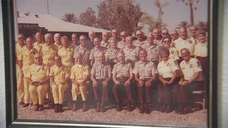 The Sun City Posse was first recognized by MCSO in 1973. (Source: 3TV/CBS 5)