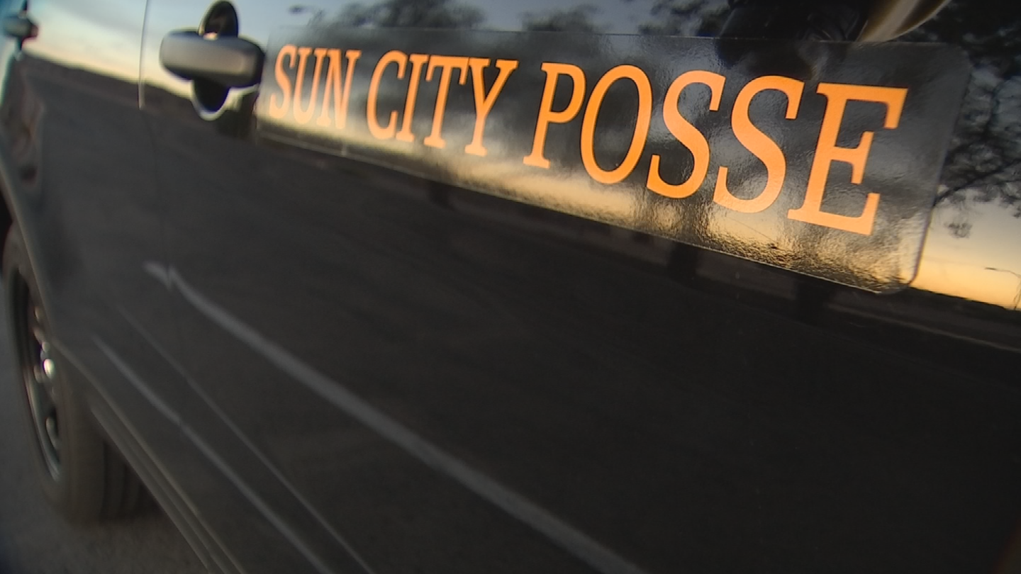 Although posse members are not sworn officers and the groups are funded privately, volunteers wear official Sheriff's uniforms and drive Sheriff's vehicles. (Source: 3TV/CBS 5)