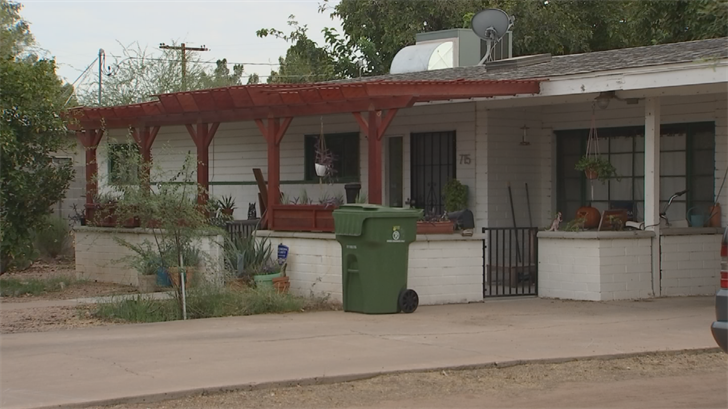As many as 400 properties in Tempe may fall qualify. (Source: 3TV/CBS 5)