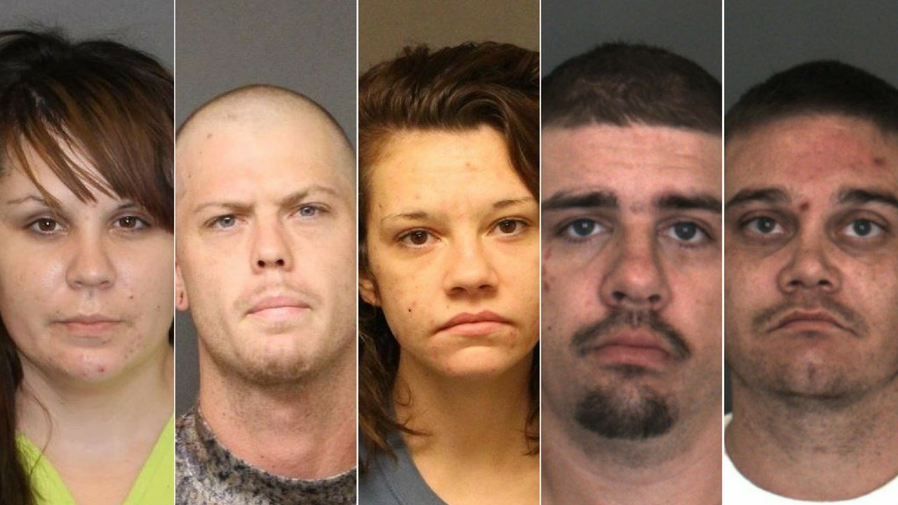 Eight people have been indicted in a northern Arizona opioid ring and authorities say arrest warrants have been issued for the alleged mastermind and her accomplice. (Source: Attorney General's Office)