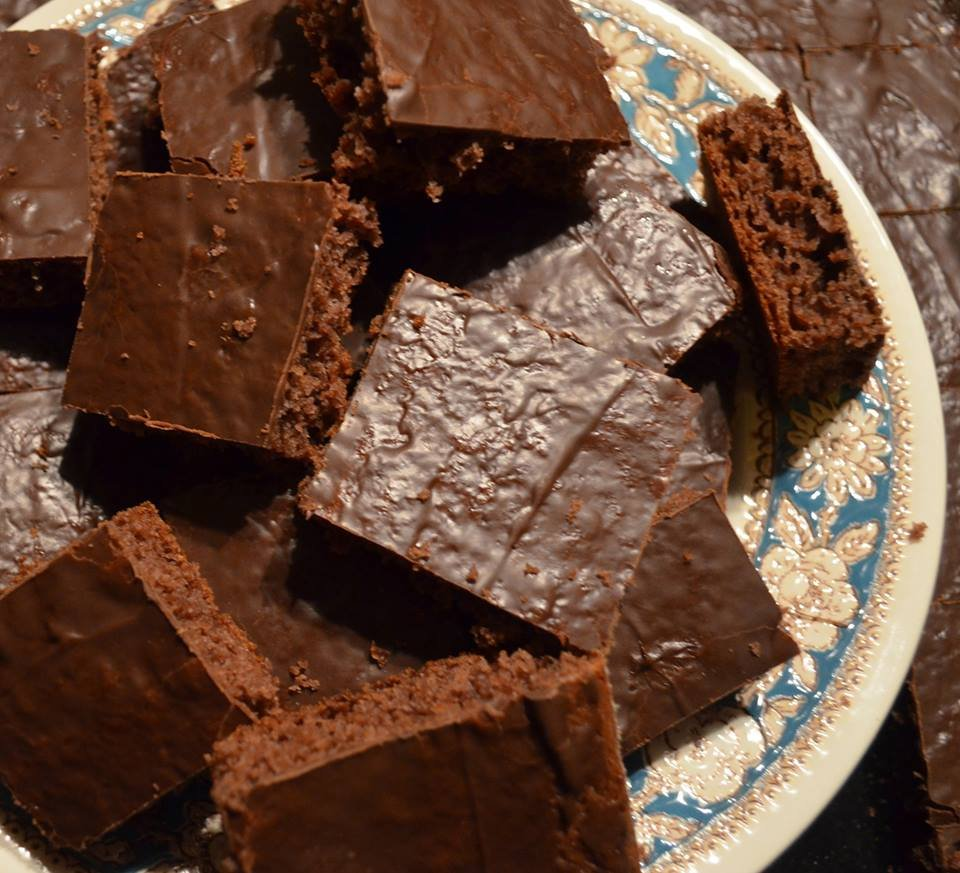 1-2-3 Snap Brownies can be made from non-perishable items. (Source: 3TV/CBS 5)