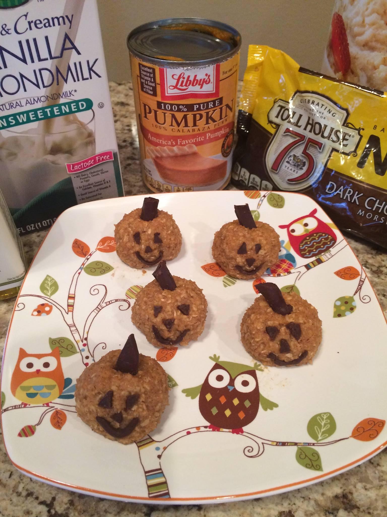 No-bake pumpkin cookies are good as well. (Source: 3TV/CBS 5)