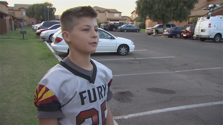 Daniel Witt said he spotted the toddlers in distressed. (Source: 3TV/CBS 5)