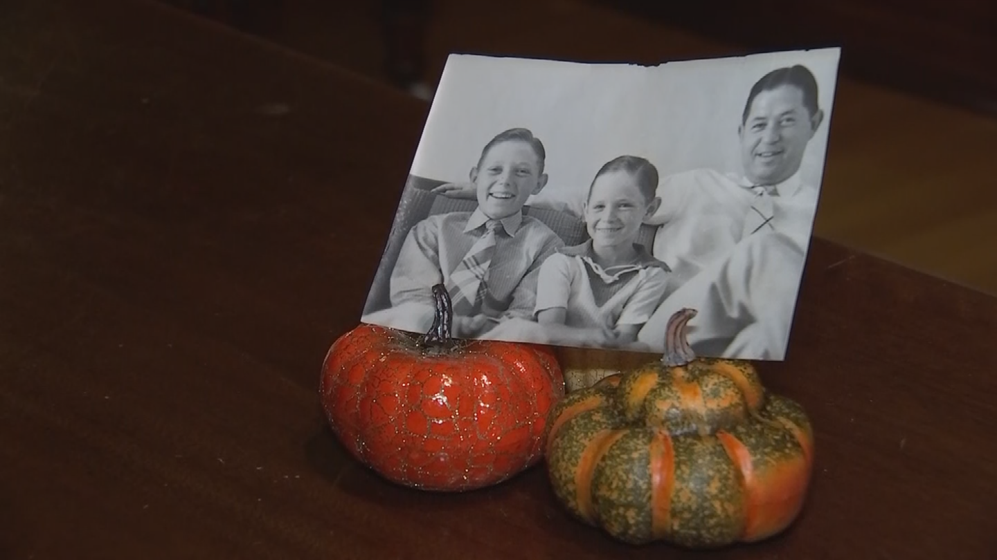 It has been 100 years since the home was built and families still have ties to the home. (Source: 3TV/CBS 5)