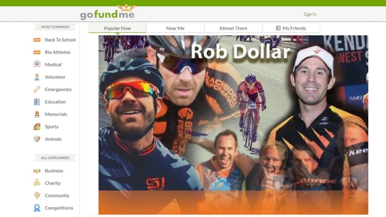 A memorial ride is planned for a bicyclist who was struck and killed on South Mountain Sunday. (Source: GoFundMe)