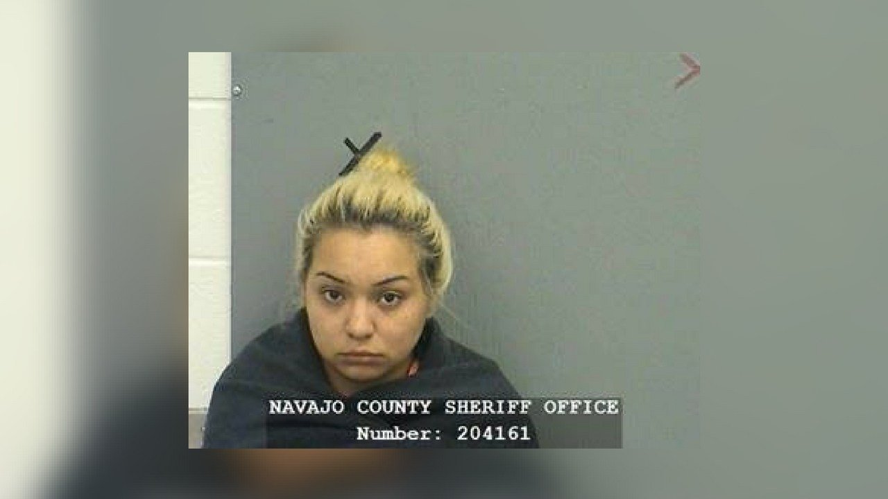 Jessica Romo, 26. (Source: Navajo County Sheriff's Office)