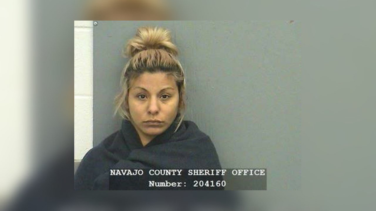 Priscilla Camarillo, 26. (Source: Navajo County Sheriff's Office)