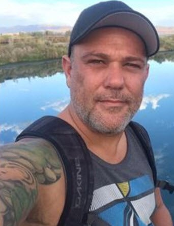 Missing in Grand Canyon: Michael Legus (Source:  Grand Canyon National Park)