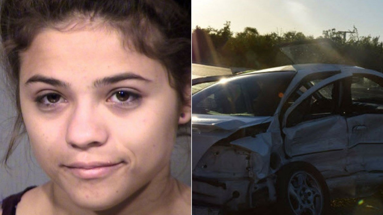 A Surprise woman faces manslaughter charges after blood tests showed she was impaired by marijuana during a fatal June crash in Avondale. (Source: MCSO)