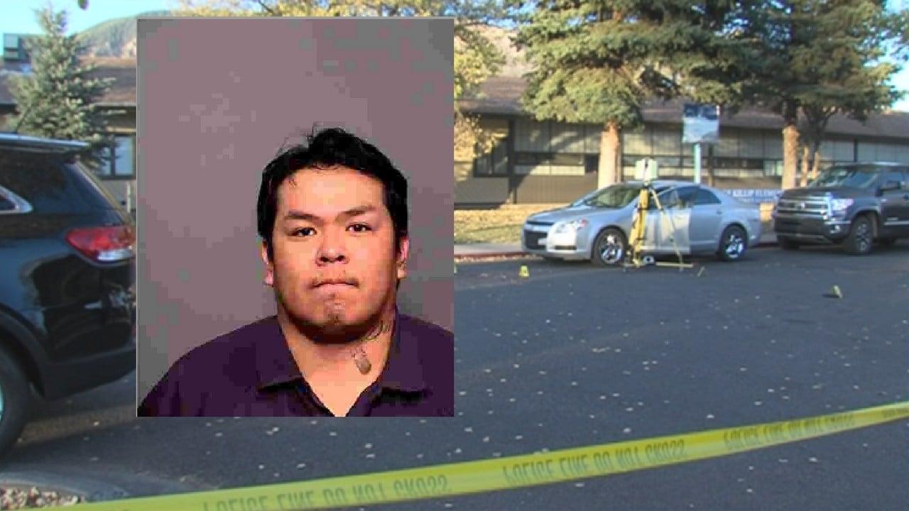 Ethan Watson, 25 victim in fatal stabbing outside a Flagstaff school (Source: Flagstaff Police Department/Elise Wilson)