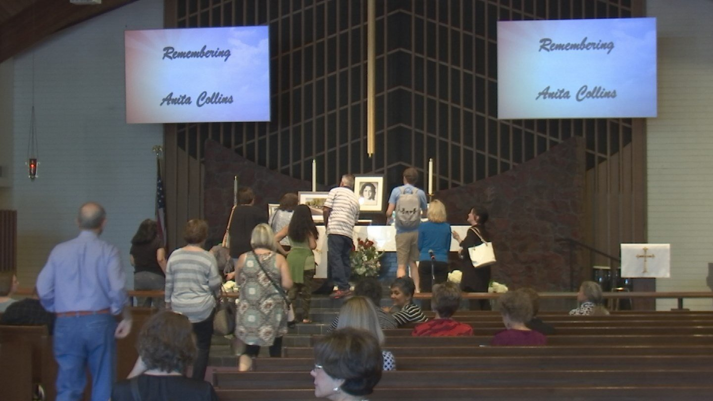 A north Phoenix community vowed to hold a service for a homeless woman who was hit and killed by a car earlier this year. (Source: 3TV/CBS 5)