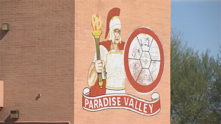 The brothers attended Paradise Valley High School until this year when their family moved to another part of town. (Source: 3TV/CBS 5)